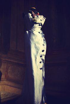 Palma Bucarelli's dress at Boncompagni Ludovisi Museum in Rome