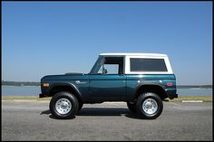 1976 Ford #Bronco  302 CI, Automatic  #Mecum #Dallas