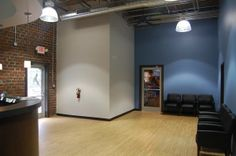 Lobby other side PetWell Veterinary Healthcare