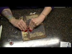 """▶ Bonus SaCrafters DT Project, Tutorial for my """"Not so Mini"""" Album, #8 - YouTube"""