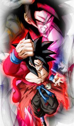 Super Saiyan 4 Xeno Goku by JemmyPranata on DeviantArt Dragon Ball Gt, Super Saiyan 4 Goku, Goku Face, Manga Anime, Manga Dragon, Akira, Naruto, Fanart, Otaku