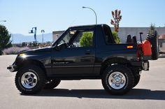 We have been building custom Suzuki's for nearly two decades. We provide suspension lifts, bumpers, performance parts. Suzuki Jlx, Suzuki Vitara Jlx, Sidekick Suzuki, Off Road Bumpers, Trophy Truck, Grand Vitara, Jerry Can, Modified Cars, Performance Parts