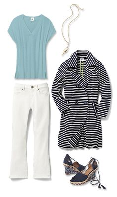 Check out five unique ways to mix and match the Kick It Crop with other cabi items!