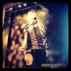 Don Andres Iniesta