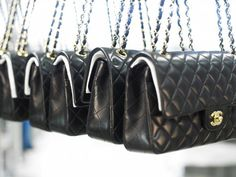Chanel Classic flap factory pic by Stylerepublic