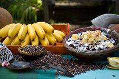 Balinese black rice pudding recipe, Herald on Sunday – Black rice pudding is served for breakfast in Bali on special occasions and also at one of my favourite restaurants in Kuta Poppies a popular spot since the 70sIf there39s any black rice left over I blend it with some vanilla icecream and serve it with tropical fruit as an evening dessert – bite.co.nz