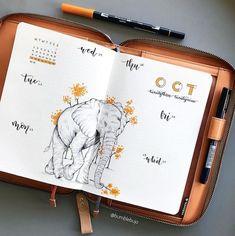 Een bullet journal is een agenda, dagboek en to do-lijst in één. Als je wilt, kun je ook je creativiteit loslaten op de pagina's en je