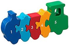 Lanka Kade LJ23 Dinosaur A-Z Jigsaw Puzzle Prodotto USA