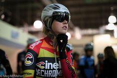 Kelli Samuelson, Team Cinelli Chrome.