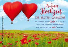 Postkarten - Hochzeit. Schönes Motiv für eine Landhochzeit.