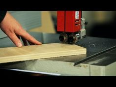How to Use a Band Saw | Woodworking - YouTube