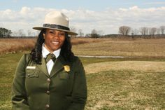 What's your national park story? Harriet Tubman Underground Railroad National Monument Superintendent Cherie Butler shares her inspiring story. | via #TrailTalk
