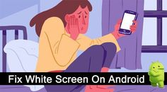 How To #Fix #Android #WhiteScreen Of #Death (WSOD). 1: #Reboot Android Phone. 2: Clear Apps Data & #Cache...7: Use #AndroidRepair #Software To Fix #WSOD. 8: #FactoryReset Your Device In #RecoveryMode. 9: Take Your Phone To A Technician. Types Of Android, Samsung Android Phones, Electronic Shop, Go To Settings, Black Screen, Data Recovery, Software, Death, Apps