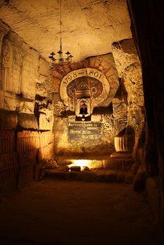 Valkenburg, Caves