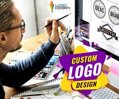 When it comes to designing a successful logo, there are certain things that should be taken into consideration to make it stand the test of time. Read on to learn these things. Logo Design India, Logo Design Tips, Logo Design Services, Custom Logo Design, Custom Logos, Professional Logo Design, Creative Logo, Helpful Hints, Learning