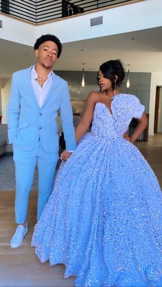 prom dresses two piece ; prom dresses long with sleeves Black Girl Prom Dresses, Prom Dresses Long With Sleeves, Prom Dresses Two Piece, Mermaid Prom Dresses, Prom Dresses Long Open Back, Prom Dresses For Teens, Dress Long, Cute Black Couples, Black Couples Goals