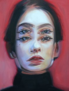 Alex Garant + Annie Stegg Gerard + Ornamented Group Show @ Haven Gallery • Beautiful Bizarre Magazine