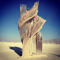 The Best Structures of Burning Man 2016 Burning Man 2016 is underway in the temporary city of Black Rock City, Nevada – meaning for one week, thousands of festival goers will romp through the desert taking pictures of the hundreds of art and...