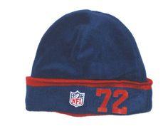 brand new c51dc df719 Kerry Wynn New York Giants New Era Sideline Worn  72 Cuffed Knit Hat