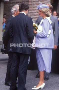 July 24, 1984: Diana opens the Harris Birthright Research Unit for Fetal Medicine, King's College Hospital, London