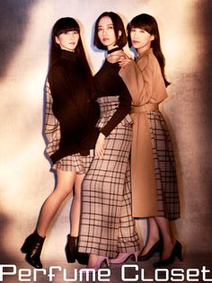 The release of numerous goods that have been carefully designed by taking inspiration from the girls' unique fashion as seen in their music videos. Perfume Glamour, Perfume Hermes, Perfume Versace, Perfume Tommy Girl, Perfume Good Girl, Best Perfume, Perfume Jpop