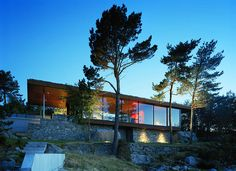 Gunderson House by WRB Architects