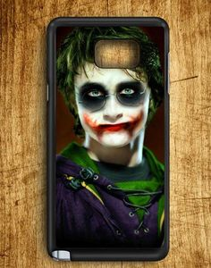 Joker Potter Samsung Galaxy Note Edge Case