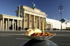 curry wurst Germany