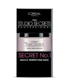 Loreal Magic Perfecting Base. I have mixed feelings for this primer. It's a thick primer that does cover pores but I hace discovered it does not work under every foundation.