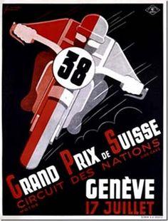 Grand Prix de Suisse - Genève, 17 Juillet