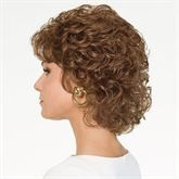 Memories Wig, Mid-Length Curly Wig - TheWigCompany.com Short Layered Curly Hair, Short Permed Hair, Short Layered Haircuts, Short Hair With Layers, Curly Hair Cuts, Permed Hairstyles, Short Hair Cuts, Curly Hair Styles, Feathered Hair Cut