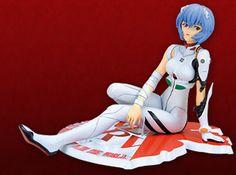 Shin Seiki Evangelion - Ayanami Rei - A - Flash a Smile (SEGA)