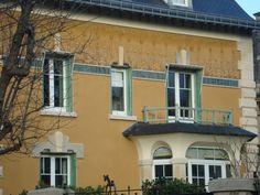 Paseos Art Nouveau: Chatou