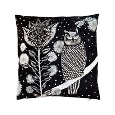 Ugglan Cushion Cover 48x48cm, 306