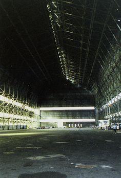 Cardington Hanger Bedford