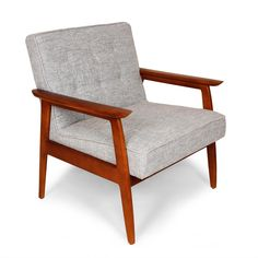 Carraway Armchair, by Dot and Bo.