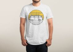 Check out the design ROAD TRIP by alfie bocabel on Threadless
