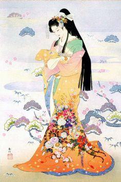 Los kimonos de Haruyo Morita | Cuaderno de retazos