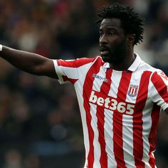 Stoke, Bony look to continue momentum vs. West Ham