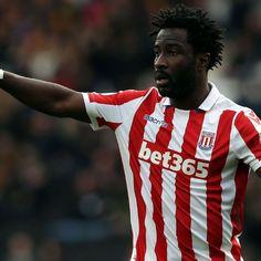Stoke, Bony look to continue momentum vs. West Ham