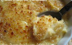 """750g vous propose la recette """"Crème brûlée à la vanille au Thermomix"""" notée 4.2/5 par 366 votants."""