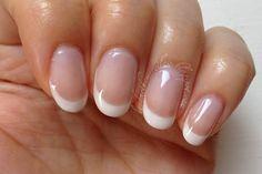 Lyndar the Merciless: Ooh La La or Eww La La? CND Shellac French manicure