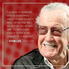 To the man who filled out childhood and adulthood with Marvel Marvel Quotes, Marvel Memes, Marvel Avengers, Marvel Comics, Marvel Funny, Stan Lee Quotes, Man Lee, Senior Quotes, Marvel Characters