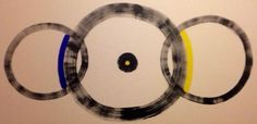"""""""Sem Nome"""" acrílica sobre tela 1,20 x 0,60 2013 M. Sigrini Miranda"""