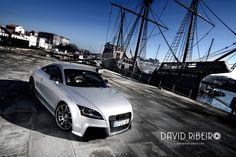Audi TT, TT-RS look with VMR Wheels