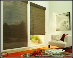 Shady Lady Window Treatments installed these Hunter Douglas® Designer Screen Shades. They offer excellent UV protection while maintaining your view. Perfect for any room, including outdoor areas. Call today for an appointment, 239-566-7141. #shadyladywindowtreatments #hunterdouglas #screenshades #designerscreenshades