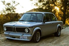 I drove a BMW 2002 and found God - Photography by Afshin Behnia