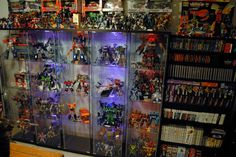 Cracka's Collection, Gameroom, Office, etc... - TFW2005 - The 2005 Boards