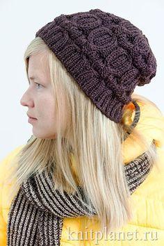 Шапка бини не выходит из моды несколько последних сезонов. Актуальна эта модель и в наступившем сезоне осень-зима. Предлагаем вашему вниманию подробный мастер-класс по вязанию. Эту теплую и модную шапочку вы сможете связать за 2 -3 вечера.