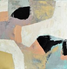 "Saatchi Art Artist Irena Belcovski; Painting, ""Masquerade 2"" #art"